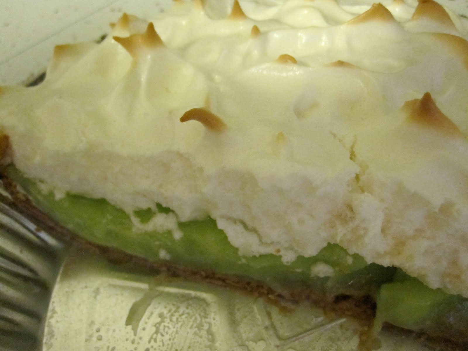 Coriander Key Lime Meringue Pie Recipes — Dishmaps