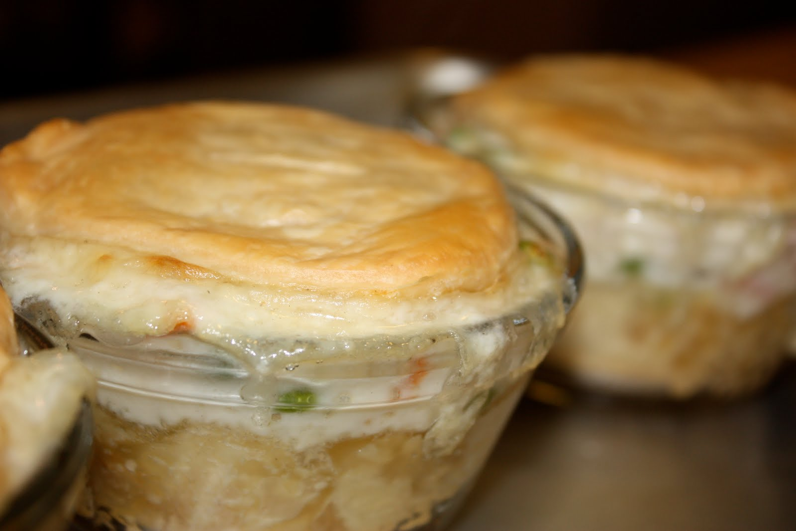 Mmm...Cafe: Chicken Pot Pie