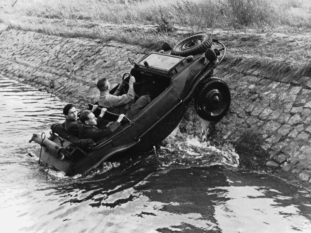VW-166 Schwimmwagen