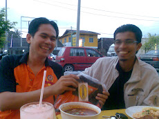 Majlis Berbuka Puasa & Perpisahan Atlet Megat Mohd. Samsul b. Megat Ismail (23 September 2008)