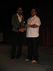 Malam Anugerah KSRC Musim 2007/2008