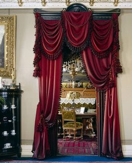 Elegant victorian velvet curtains | Shop for the Best Price