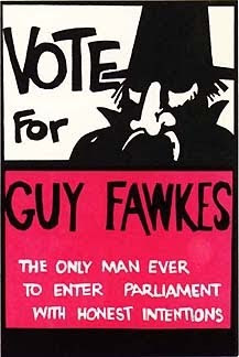 Guy Fawkes Gününüz Kutlu Olsun