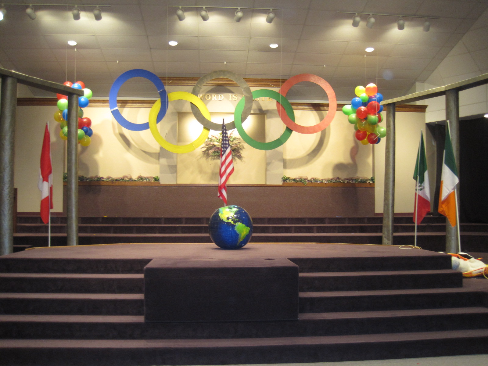 Classroom Decorating Ideas Olympic Theme : The life of a college student