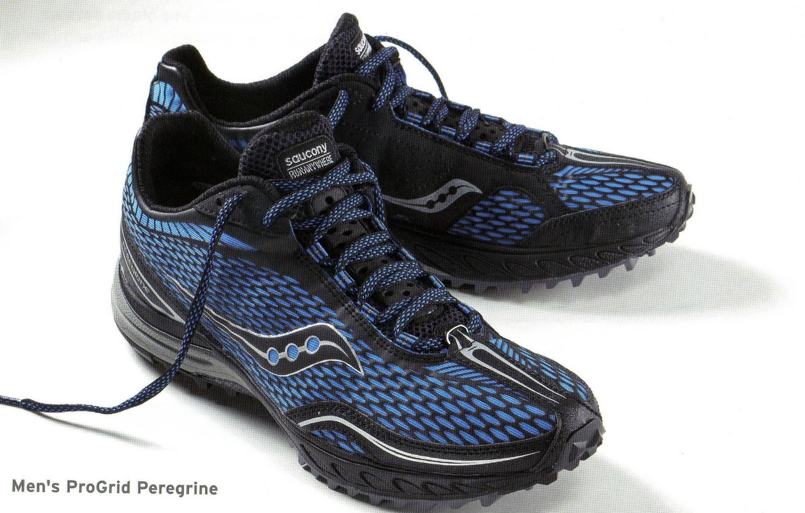 Saucony Peregrine  Ice Trail Running Shoes