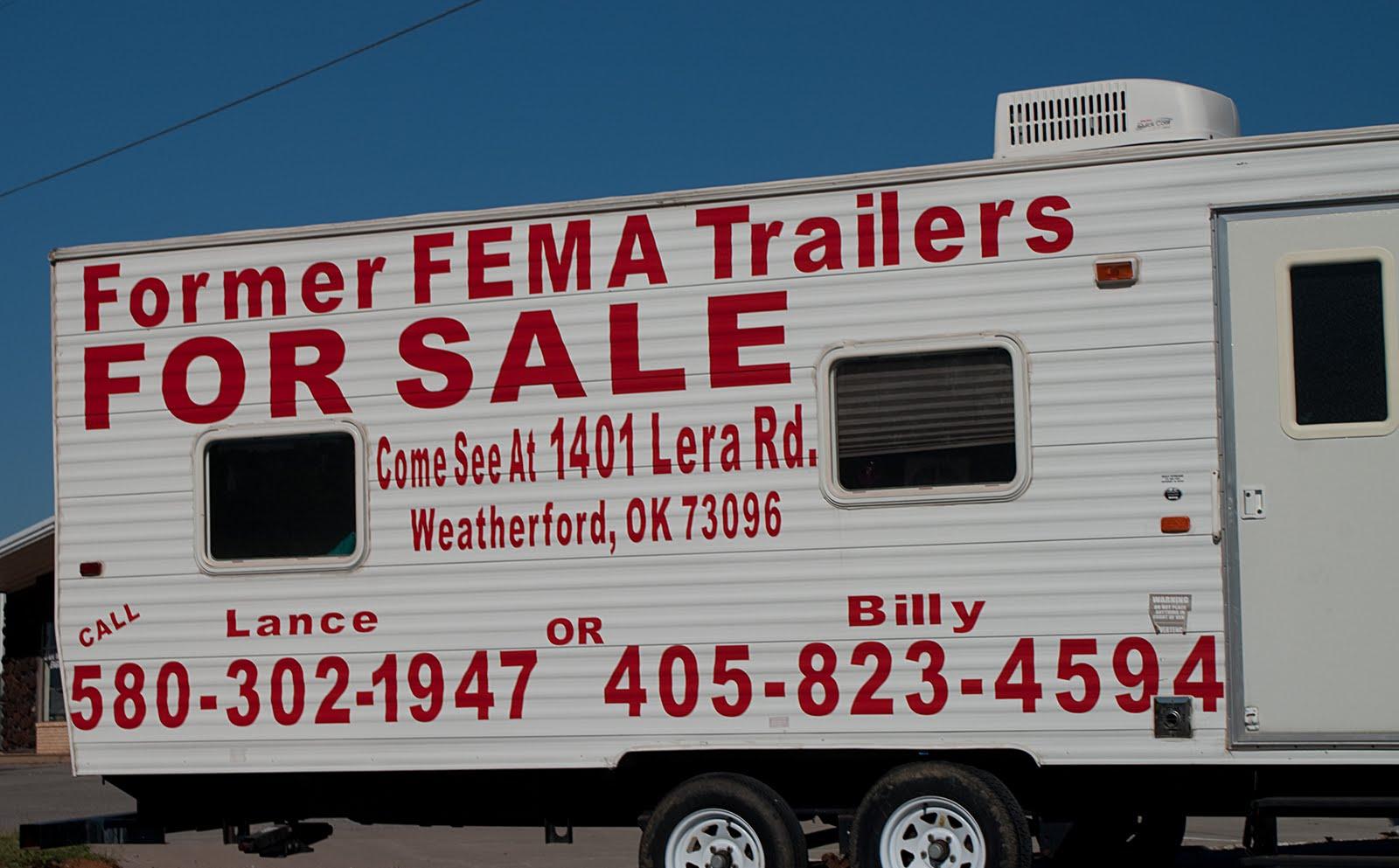 Ebay Fema Trailer For Sale Autos Post