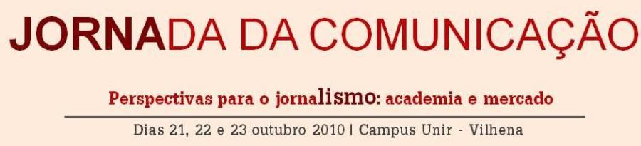 Jornada da Comunicação - Unir