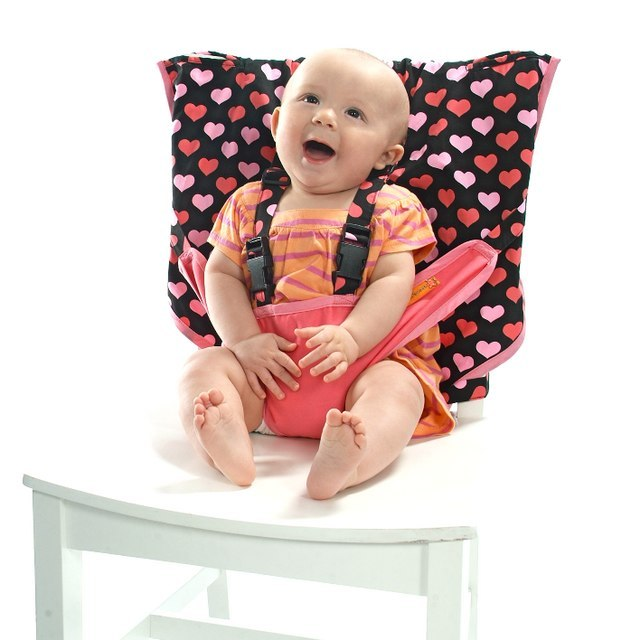 best for baby ltd my little seat the travel high chair. Black Bedroom Furniture Sets. Home Design Ideas