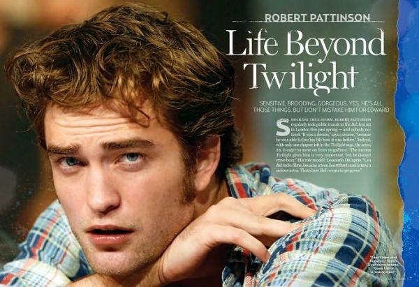 Robert Pattinson Scan4