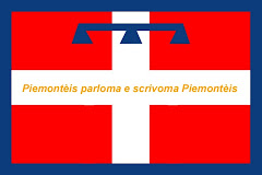 Drapò dël Piemont