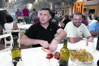 Imatge de Puigcercós a la notícia del Peródico