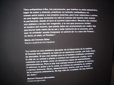 text exposició