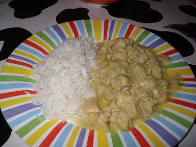 pollastre al curry