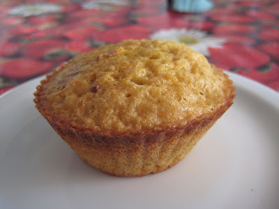Muffin de carbassa