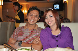 me with my wife....