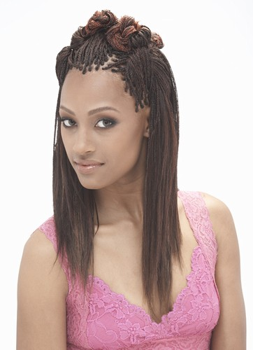 twist braid hairstyles. Individual Braids: Only if