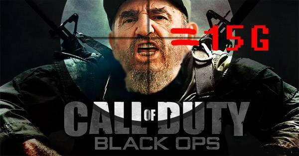 Black Ops Kennedy Assassination. CALL OF DUTY-BLACK OPS: