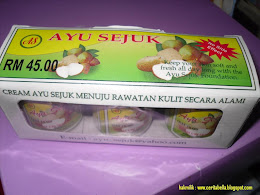 Ayu Sejuk Beauty Cream