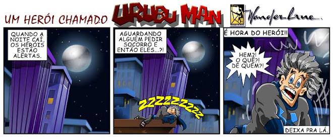 UM HEROI CHAMADO URUBU MAN