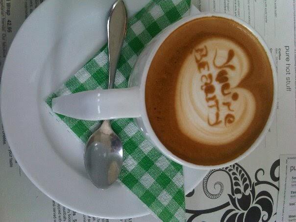 pretoria pure cafe colbyn