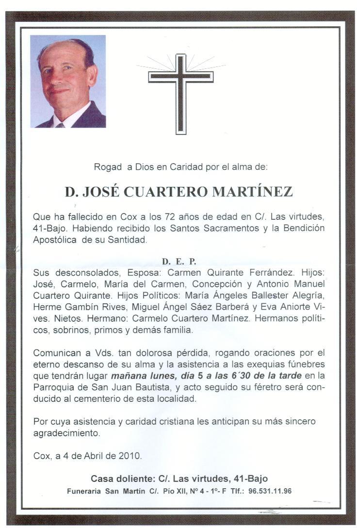 Esquela De Fallecimiento De Un Padre | MEJOR CONJUNTO DE FRASES