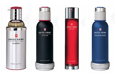 victorinox swiss army fragrances