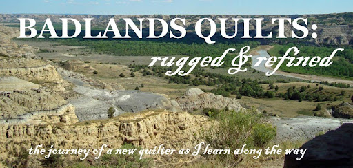 BADLANDS QUILTS: Rugged &amp; Refined