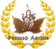 PREMIO ARCEN (Instituido en honor a Arcendo de la Hoja del Arce)