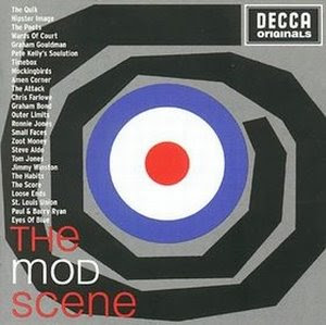 Decca Originals - The Mod Scene