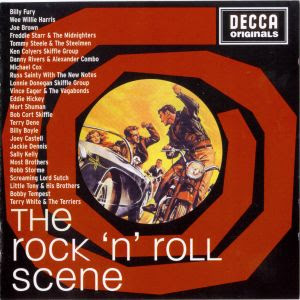 Decca Originals - The Rock 'n'Roll Scene