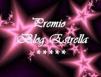 Premio Blog Estrella