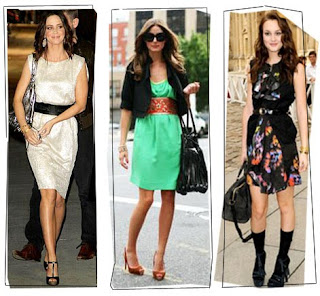 leighton meester emily blunt olivia palermo style