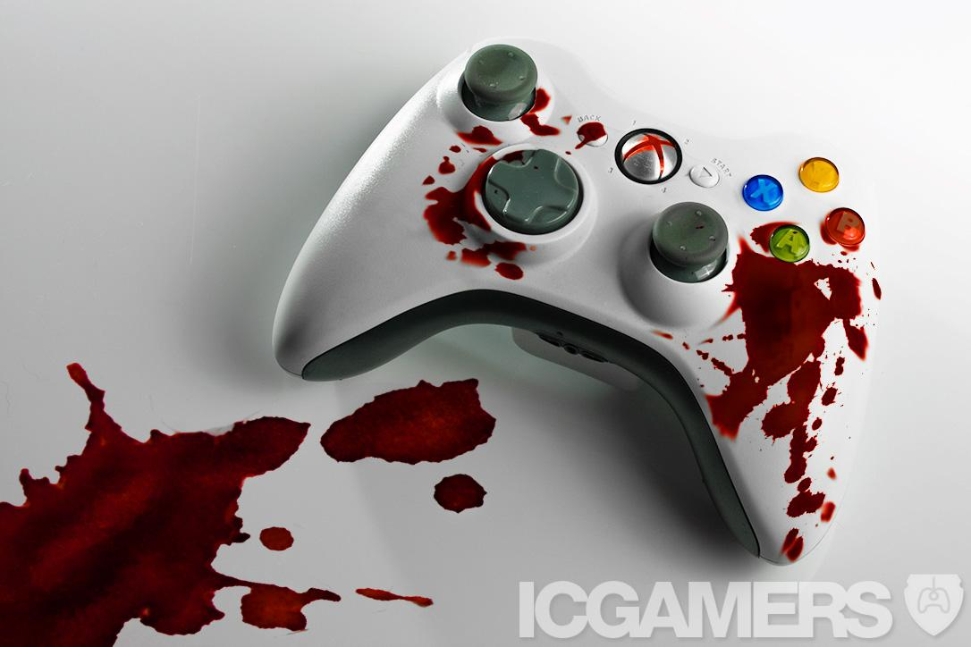 violent video games: