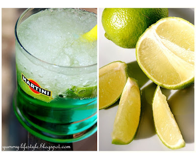 Drink martini sprite bianco How to