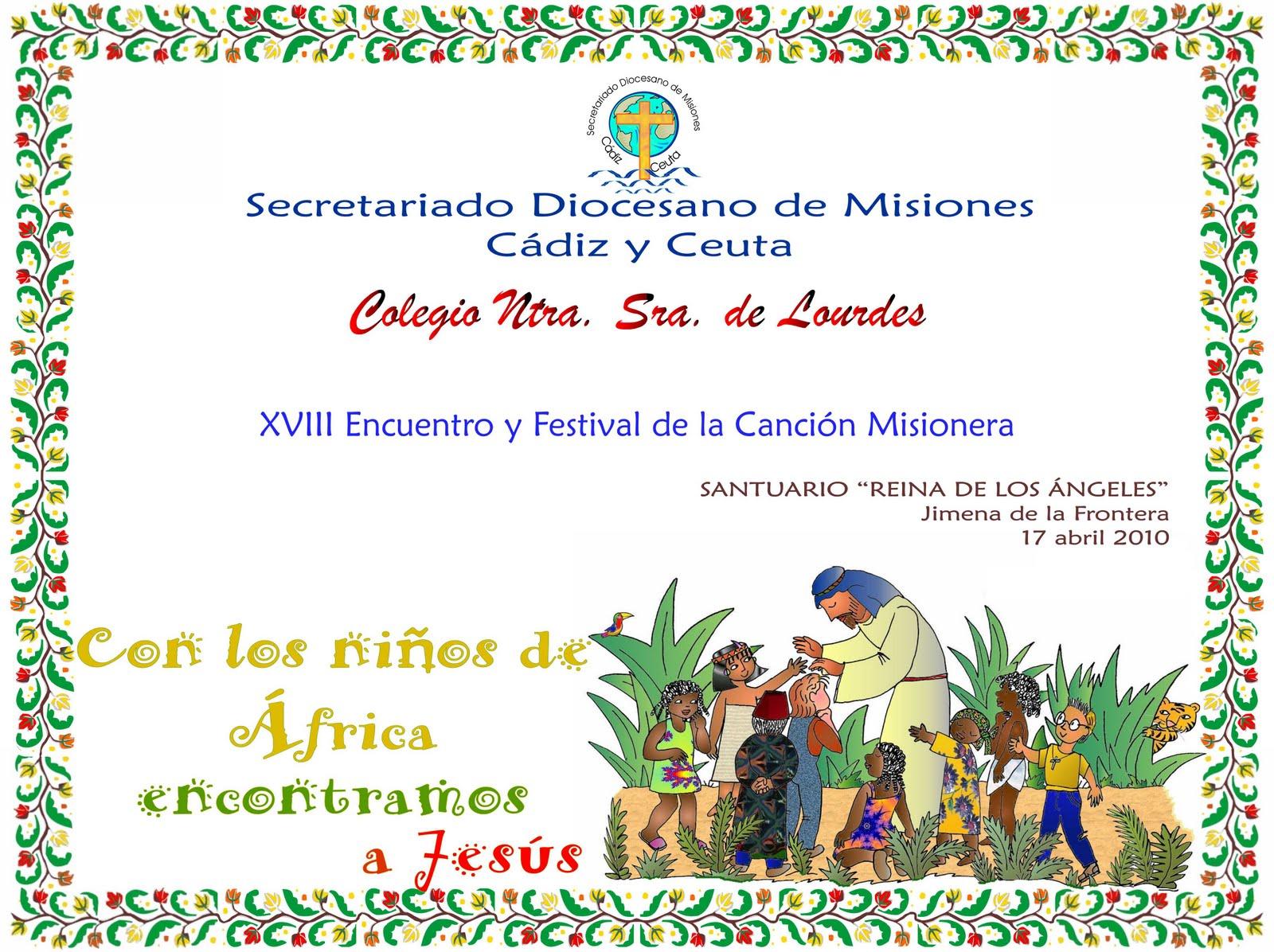 Diplomas de participación en el Encuentro y Festival de la Canción ...