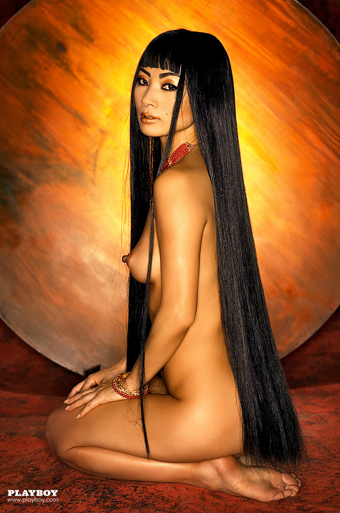 Bai+Ling+nude+naked+playboy+01 Are Twilight film stars on New Year Isle of Wight holiday?