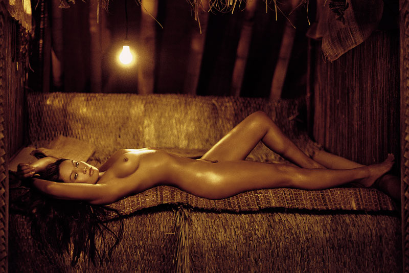 tia carrere nude playboy