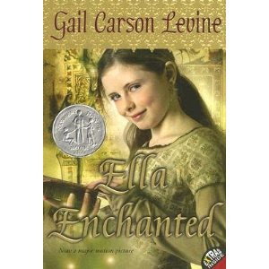 a review of the story of ella enchanted Movie review of ella enchanted by australian council on children and  to overcome the uncle's wicked plot to kill char and remain as king.