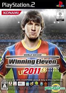 1 World Soccer Winning Eleven 2011 PS2