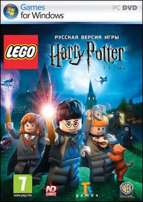 LEGO%2BHarry%2BPotter%2BYears%2B1 4 LEGO Harry Potter: Years 1 4