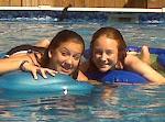 Brooke and Lauren