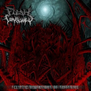 FLESH CONSUMED - Ecliptic Dimensions Of Suffering (2010)