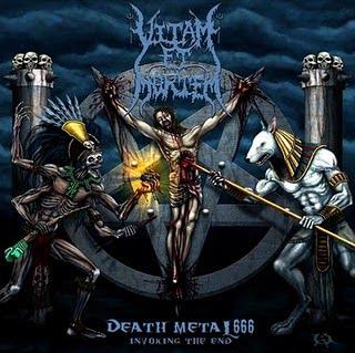 VITAM ET MORTEM -  Invoking The End (2010)