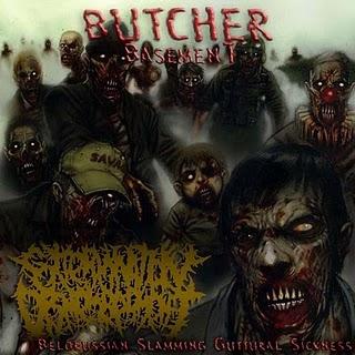 EXTERMINATION DISMEMBERMENT - Butcher Basement (2010)