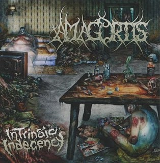 AMAGORTIS - Intrinsic Indecency (2010)