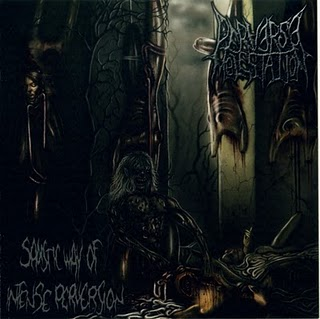 PERVERSE MOLESTATION - Sadistic Way Of Intense Perversion (2010)