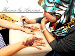 HENNA BY : AMRINA
