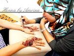 HENNA BY : AMRINA