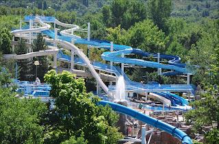 Things to do while in Utah: Lagoon & Lagoon A Beach Amusement Park