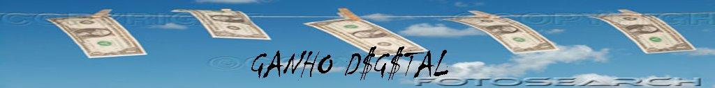 Ganho Digital Seu Rico Dinheiro na Rede